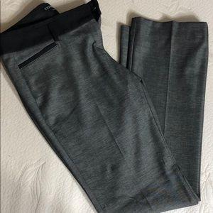 Express Columnist Boot Cut Dress Pant